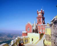 ポルトガル ペナ宮殿