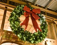 ニューヨーク クリスマスリース