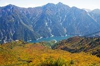 富山県 大観峰から見る後立山連峰