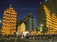 秋田県 秋田竿灯祭り