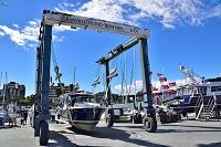 カナダ バンクーバー グランビルアイランド ボートヤード