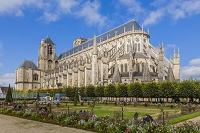 フランス ブールジュ ブールジュ大聖堂