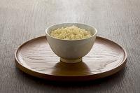 炊いた発芽玄米