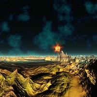CG 惑星誕生