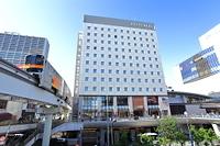 東京都 立川駅南口と多摩都市モノレール