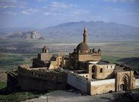 トルコ アナトリア イサク・パシャ宮殿