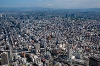 大阪府 大阪市 御堂筋周辺から大阪市内