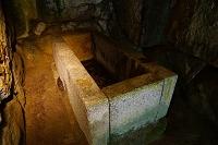 滋賀県 史跡宮山2号墳石室