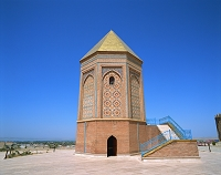 アゼルバイジャン ノアの墓