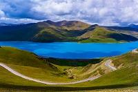 中国 ヤムドゥク湖
