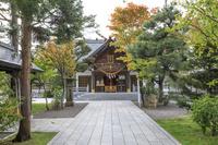 北海道 西野神社