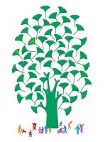 イラスト 樹木