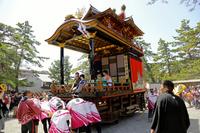滋賀県 長浜 曳山祭り