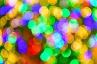 光のクリスマスイメージ
