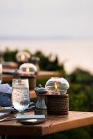 ハワイ島 オープンレストラン