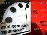 2020年「終末時計」は残り100秒 設置以来最短に