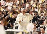 ローマ教皇、来日