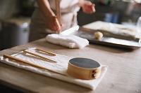 和菓子作りの道具
