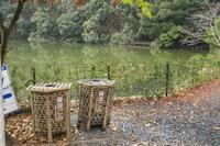 京都府 環境に配慮したゴミ箱