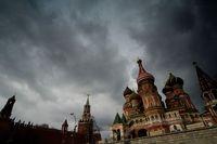 ロシア 聖ワシリー聖堂