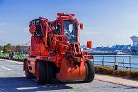 神奈川県 横浜市出初式 排除作業車(消防車)