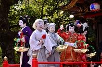 富山県 砺波市 子供歌舞伎