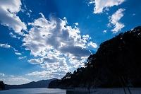 岩手県 島影