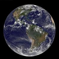 地球 南米