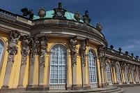 ドイツ ポツダム サンスーシ宮殿