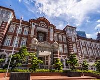 東京都 東京駅 正面玄関