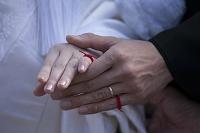 結い紐 結婚指輪