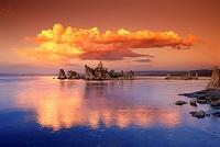 アメリカ合衆国 モノ湖