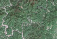 衛星画像 木津呂