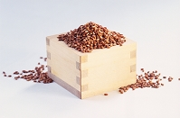 新潟の古代米(赤米)