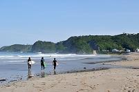 静岡県 伊豆半島(白浜海岸)