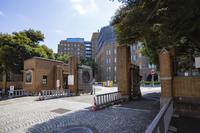 東京都 東京大学 弥生門
