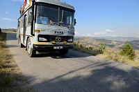 マダガスカル 中央高地 長距離バス