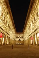 イタリア フィレンツェ ウッフィツィ美術館