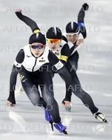 平昌五輪 スピードスケート 女子 チームパシュート