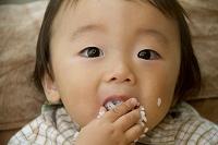 1歳 ご飯食べ