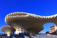 スペイン セビリア メトロポール・パラソル