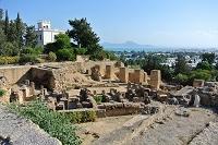 チュニジア カルタゴ ピュルサの丘