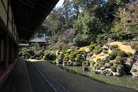 静岡県 龍潭寺庭園