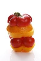 いろいろな野菜と果実
