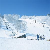 長野県 野沢温泉村 野沢温泉スキー場