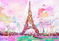 世界遺産アート フランス エッフェル塔