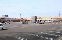 広い駐車場 ヨークタウン