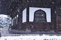 京都府 冬の建仁寺