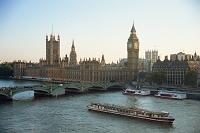 イギリス ロンドン ウェストミンスター宮殿とビッグベン