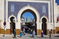 モロッコ メデナ ブージュルード門